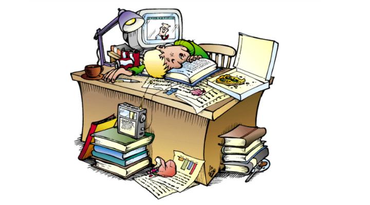 Organize Seu Local para Estudar